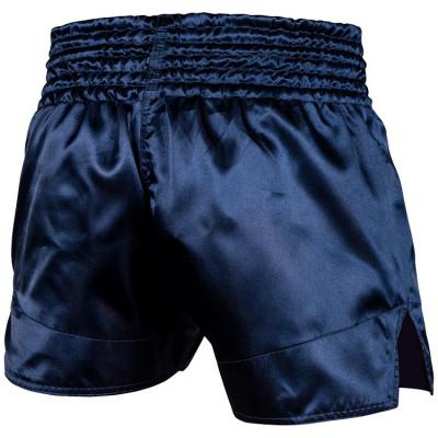 Шорты Venum Muay Thai Shorts Classic Blue/White (01734) фото 2