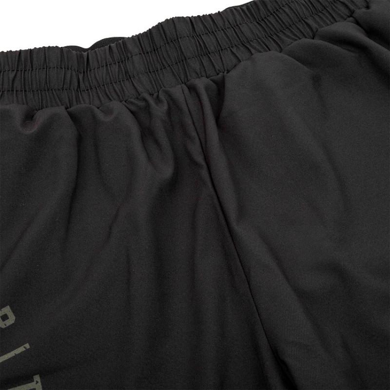 Шорты Venum Signature Training Shorts Black/Khaki (01744) фото 6