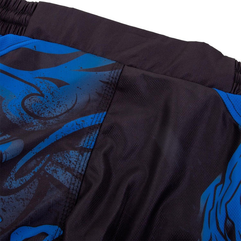 Шорты Venum Devil Fightshorts Navy Blue (01564) фото 6