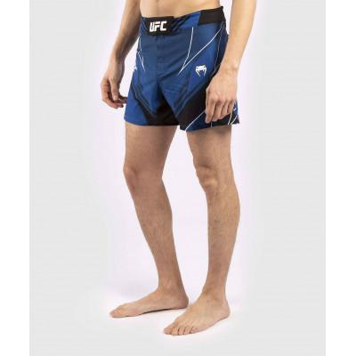 Шорти UFC Venum Pro Line Mens Shorts Blue (02152) фото 3