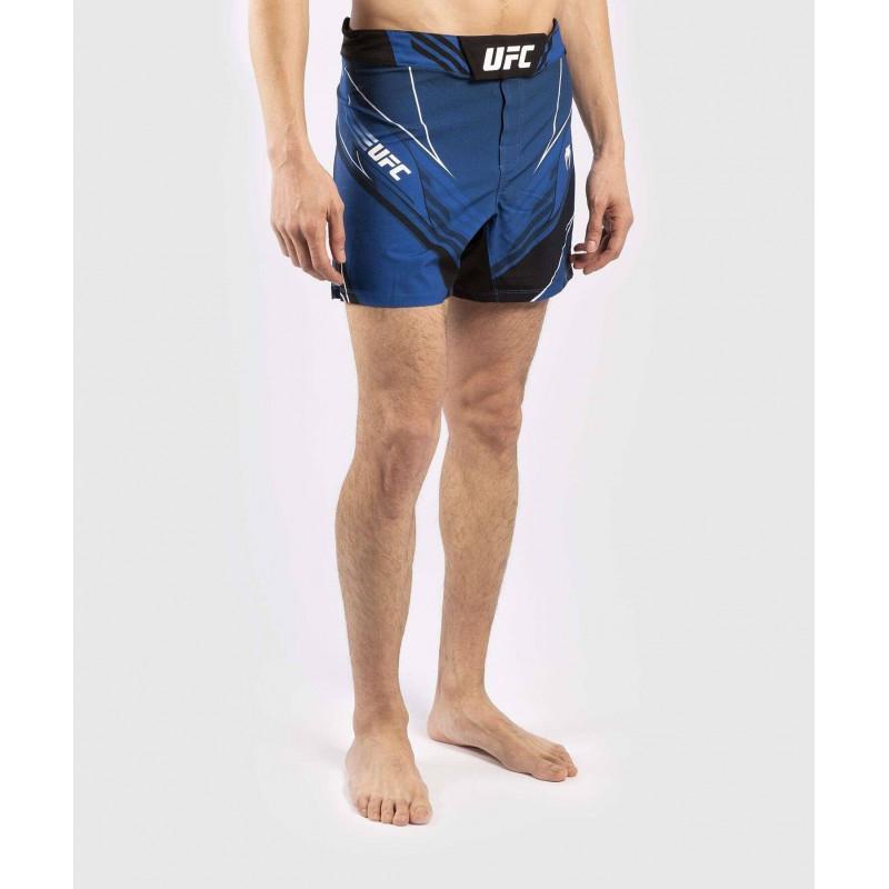 Шорти UFC Venum Pro Line Mens Shorts Blue (02152) фото 4