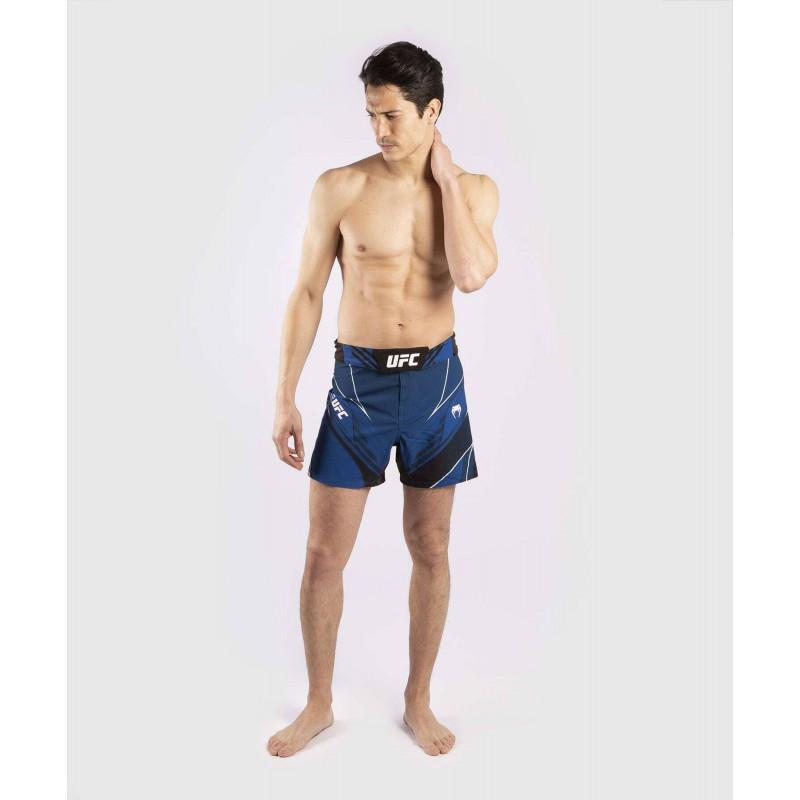 Шорти UFC Venum Pro Line Mens Shorts Blue (02152) фото 8
