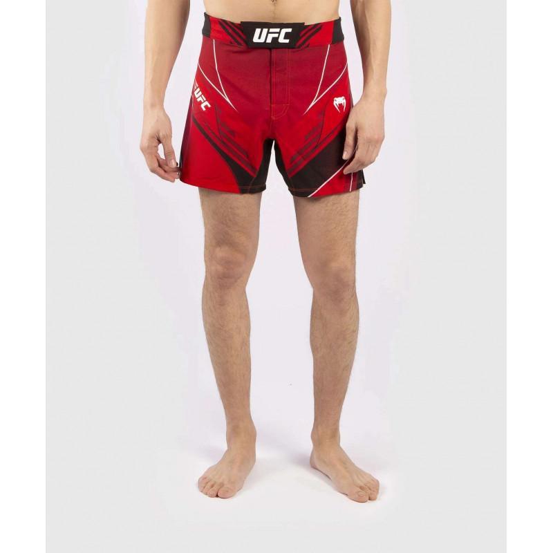 Шорты UFC Venum Pro Line Mens Shorts Red (02145) фото 1