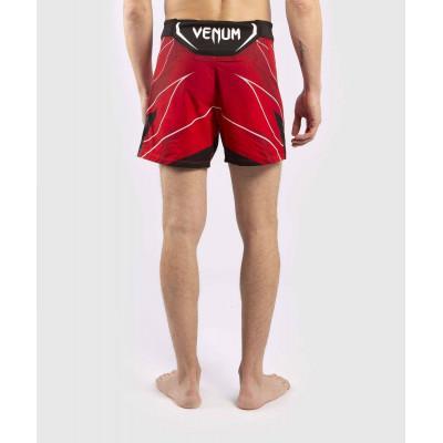 Шорты UFC Venum Pro Line Mens Shorts Red (02145) фото 2