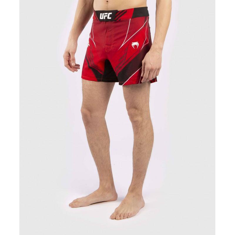 Шорты UFC Venum Pro Line Mens Shorts Red (02145) фото 3