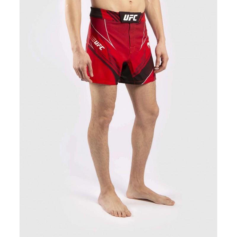 Шорты UFC Venum Pro Line Mens Shorts Red (02145) фото 4