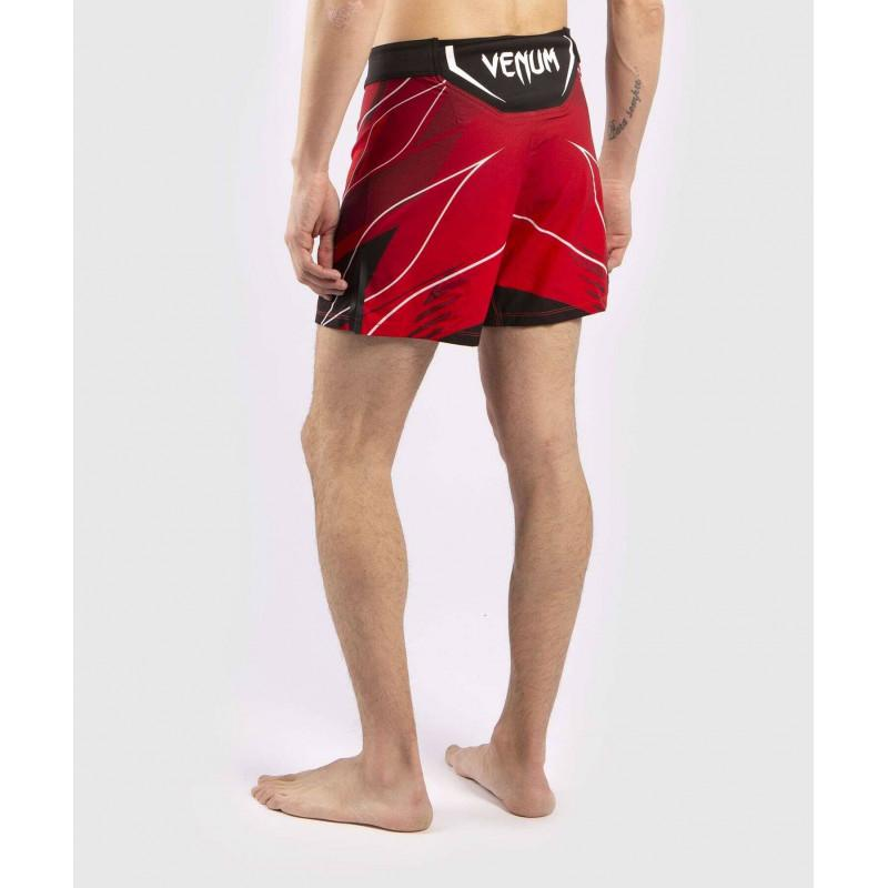 Шорты UFC Venum Pro Line Mens Shorts Red (02145) фото 5