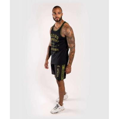 Шорты Venum Boxing Lab Training shorts Black/Green (02054) фото 9