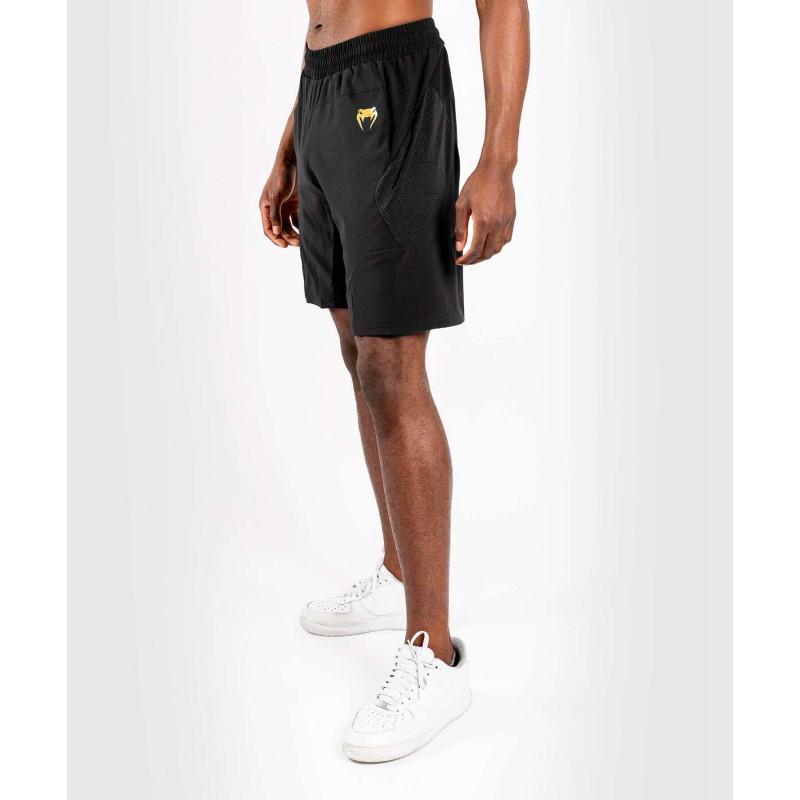Шорти Venum G-Fit Training Shorts Black/Gold (02144) фото 3