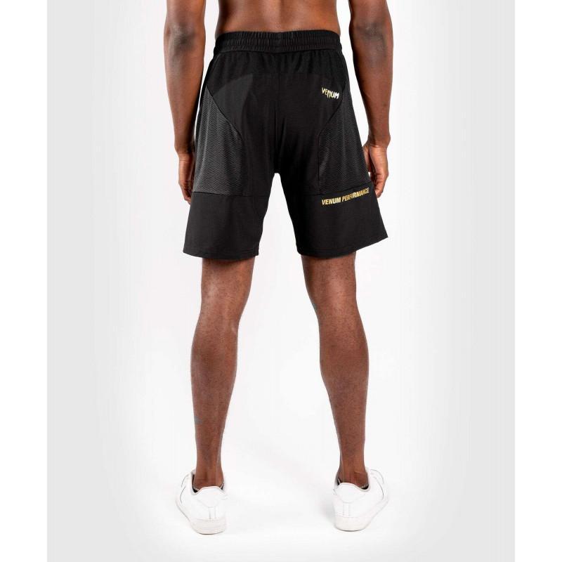 Шорти Venum G-Fit Training Shorts Black/Gold (02144) фото 2