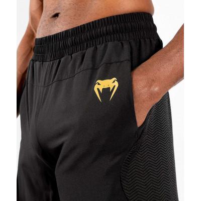 Шорти Venum G-Fit Training Shorts Black/Gold (02144) фото 5