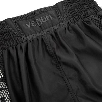 Боксёрские шорты Venum Elite Boxing Shorts Черные (01816) фото 5