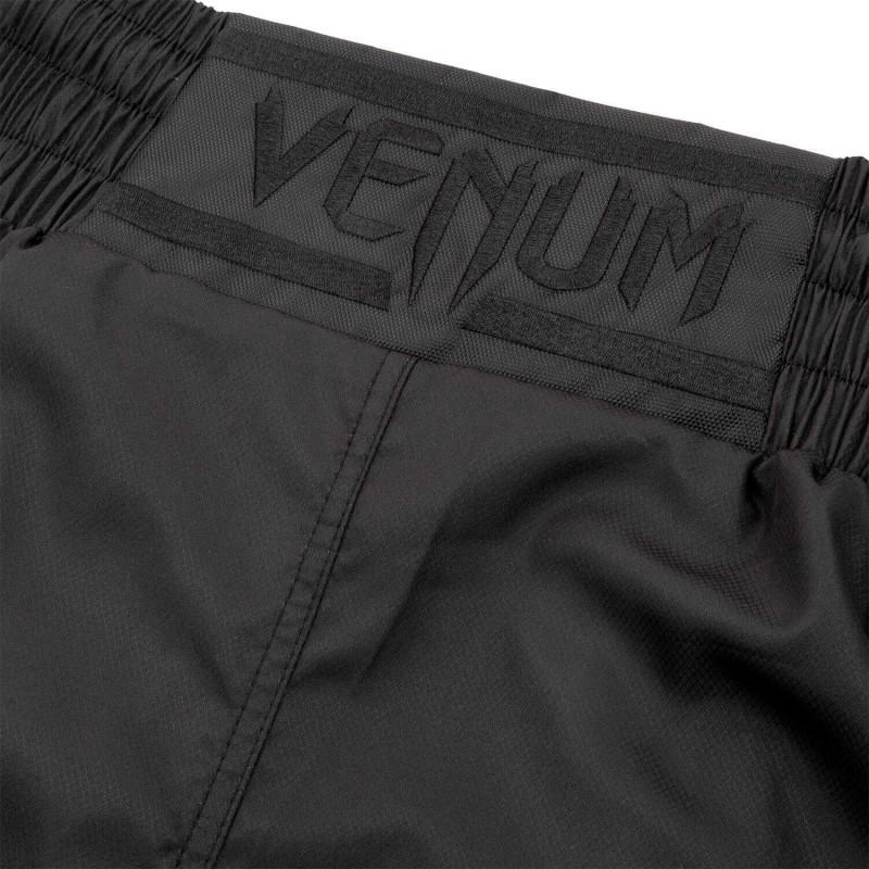 Боксёрские шорты Venum Elite Boxing Shorts Черные (01816) фото 6