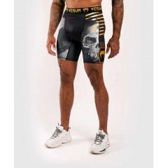 Компрессионные шорты Venum Skull shorts Black