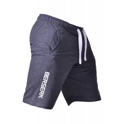 Спортивные шорты BERSERK SPEED dark grey (01016)