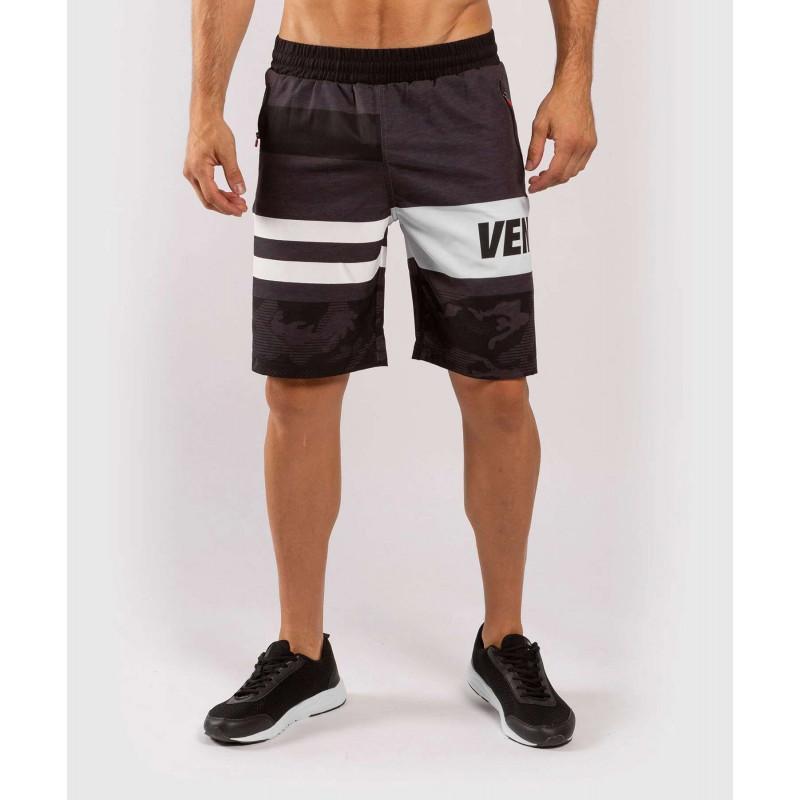 Шорты Venum Bandit Training Short Black/Grey (01966) фото 1