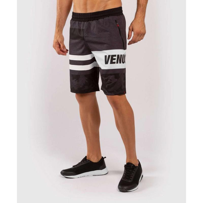 Шорты Venum Bandit Training Short Black/Grey (01966) фото 3