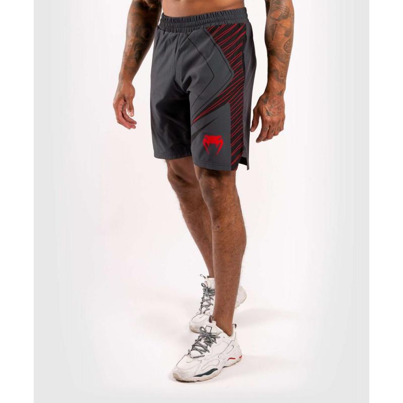 Шорты Venum Contender 5.0 Sport shorts Black/Red (02023) фото 1