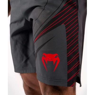Шорты Venum Contender 5.0 Sport shorts Black/Red (02023) фото 4