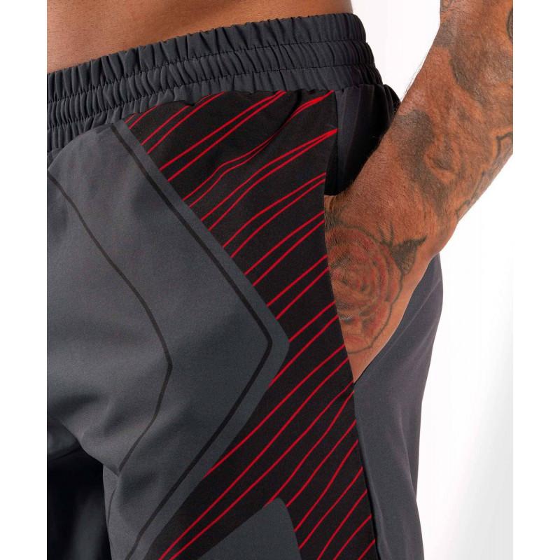 Шорты Venum Contender 5.0 Sport shorts Black/Red (02023) фото 5
