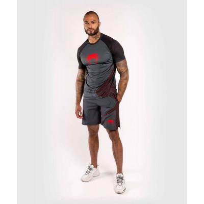 Шорты Venum Contender 5.0 Sport shorts Black/Red (02023) фото 7