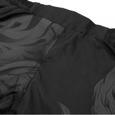Шорты Venum Devil Fightshorts Black/Black (01993) фото 7