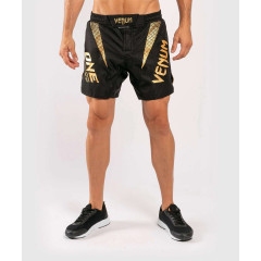 Шорты Venum ONE FC Fightshorts Black/Gold