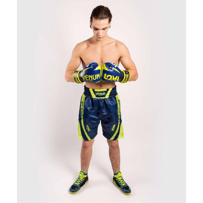 Шорти Venum Origins Boxing Short Loma Edition B/Y (01973) фото 9