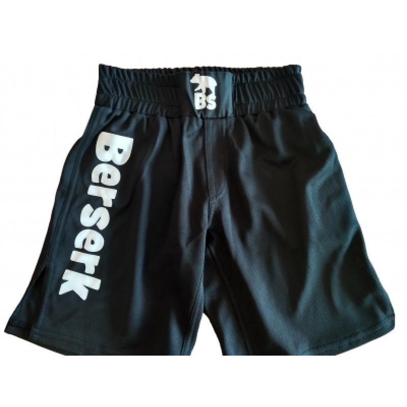 Шорти Berserk Spinner Kids black (01380) фото 3