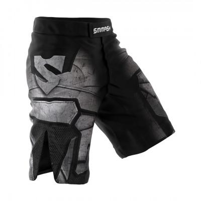 Шорты MMA SMMASH SHORTS Dark Knight (01120)