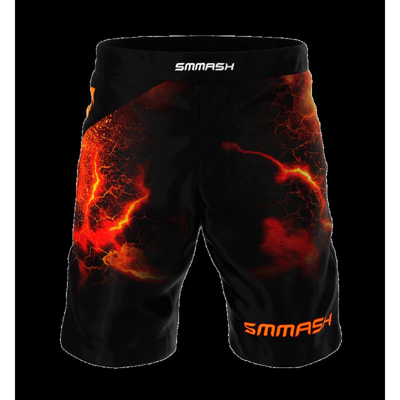 Шорты MMA SMMASH DIABLO (00911) фото 6