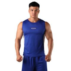 Майка боксёрская Berserk Boxing Blue