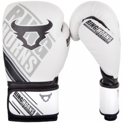 Перчатки Ringhorns Nitro Boxing Gloves White