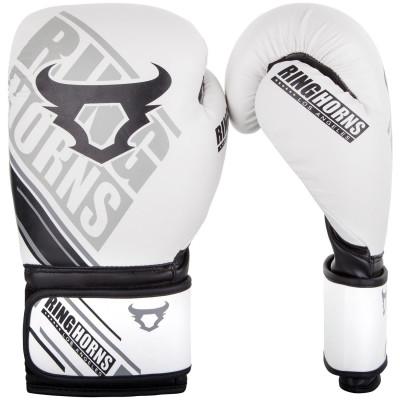 Перчатки Ringhorns Nitro Boxing Gloves White (01691)