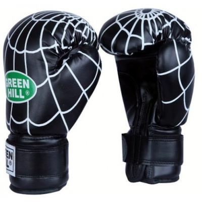 Боксёрские перчатки Green Hill WEB (01291)