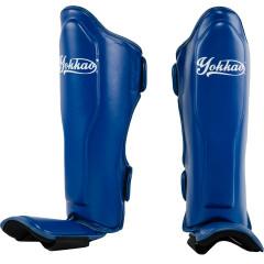 Защита голени стопы YOKKAO Vertigo Blue