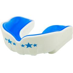 Капа YOKKAO Mouth guard White/Blue