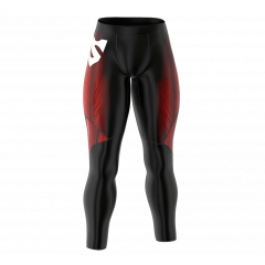 Леггинсы SMMASH LEGGINS MAN MUSCLE