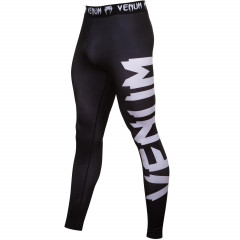 Леггинсы Venum Giant Spats Black/Ice
