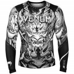 Рашгард Venum Devil Rashguard Long Sleeves Black