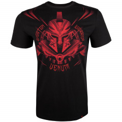 Футболка Venum Gladiator 3.0 T-shirt Black/Red