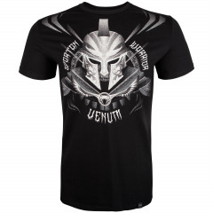 Футболка Venum Gladiator 3.0 T-shirt Black/White