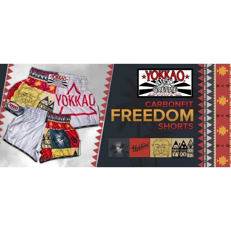 Шорти YOKKAO Freedom Muay Thai (01657) фото 4