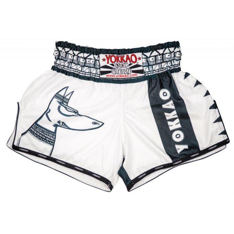 Шорти YOKKAO Anubis Muay Thai shorts (01777) фото 1