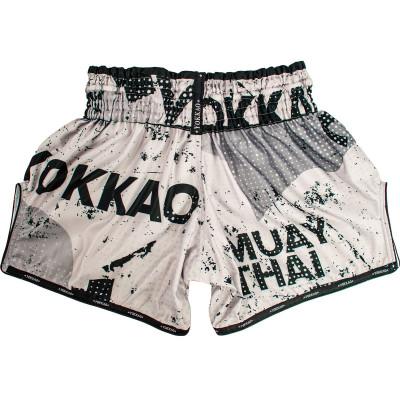 Шорти YOKKAO CarbonFit Urban White Shorts (01447) фото 2