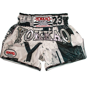 Шорты YOKKAO CarbonFit Urban White Shorts