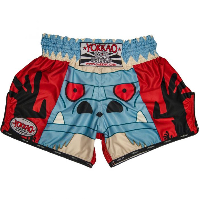 Шорты YOKKAO Monster Muay Thai shorts (01656) фото 1