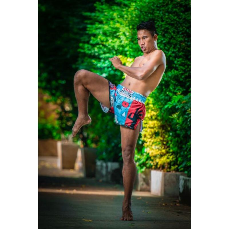 Шорты YOKKAO Monster Muay Thai shorts (01656) фото 3