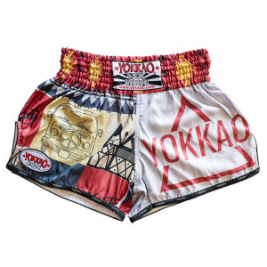 Шорты YOKKAO Freedom Muay Thai shorts