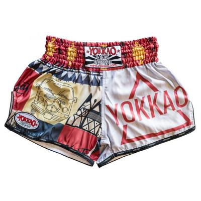 Шорты YOKKAO Freedom Muay Thai shorts (01657)